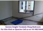 Serene Heights Yendada Visakhapatnam Bedroom