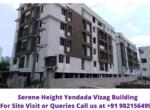 Serene Heights Yendada Visakhapatnam Building