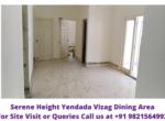 Serene Heights Yendada Visakhapatnam Dining Area