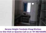 Serene Heights Yendada Visakhapatnam Kitchen