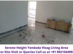 Serene Heights Yendada Visakhapatnam Living Area