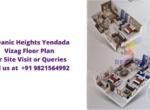 Oceanic Heights Yendada Vizag Floor Plan