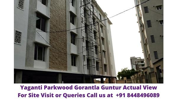 Yaganti Parkwood Gorantla Guntur Actual Image