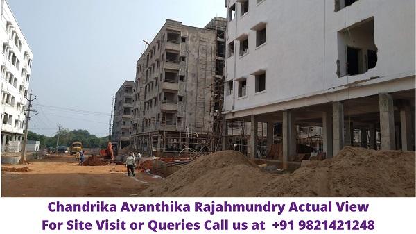 Chandrika Avanthika Rajahmundry Side View