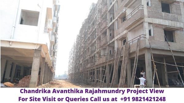 Chandrika Avanthika Rajahmundry Under Construction