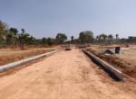 Nambiar Ellegenza ongoing construction work