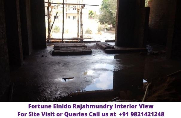 Fortune Elnido Rajahmundry Interior View