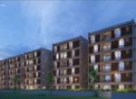 Grace Kalinga Vihar Front View of apartments