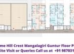 Prime Hill Crest Mangalagiri Guntur Vijayawada Floor Plan