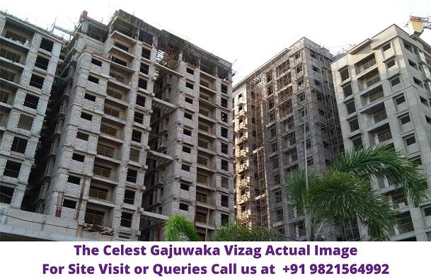The Celest Gajuwaka Vizag Actual Image