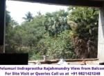Velumuri Indraprastha Rajahmundry Balcony View