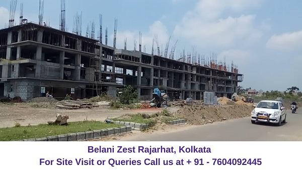 Belani Zest Rajarhat, Kolkata 1
