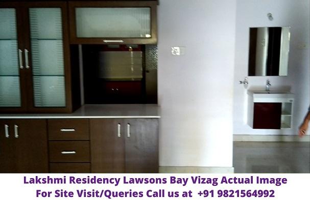 Lakshmi Residence Lawsons Bay Vizag Actual Image