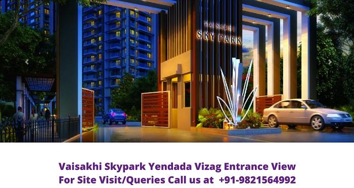 Vaisakhi Skypark Yendada Vizag