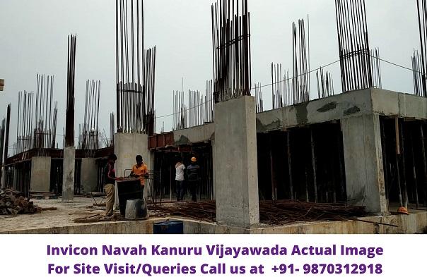 Invicon Navah Kanuru Vijayawada Actual Image
