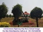 CornerStone Highway City Eluru Actual Image