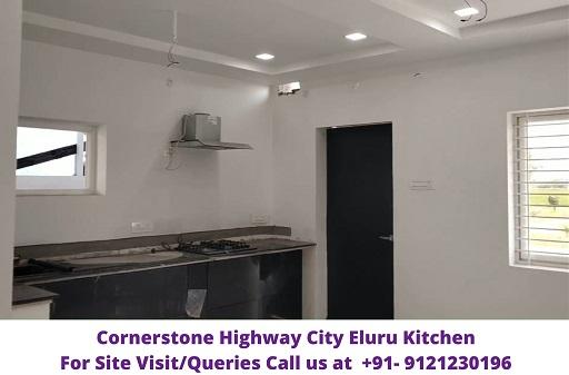 CornerStone Highway City Eluru Kitchen