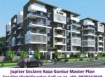 Jupiter Enclave Kaza Guntur Master Plan