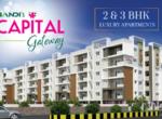 Bnadi's Capital Gateway Gollapudi Vijyawada