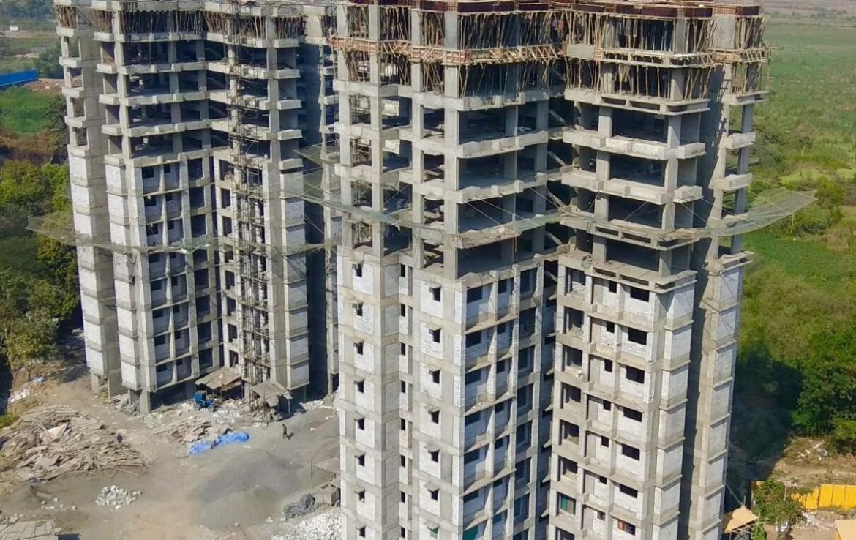 Raunak Unnathi Woods Phase 7B Kasaravadavali E, Thane Construction Status (2)